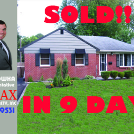 Byron Home Sold in 9 Days